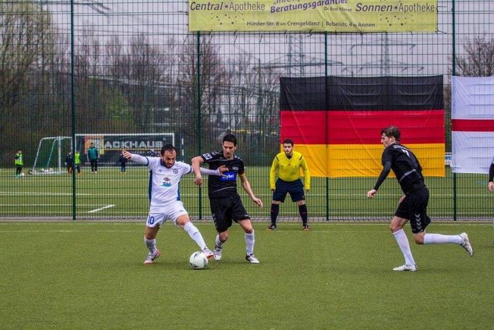 Στον τελικό η Ελληνική Ομάδα minifootball!