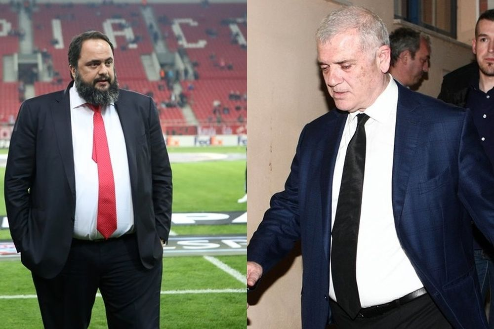Super League: Κλήθηκαν Μαρινάκης και Μελισσανίδης