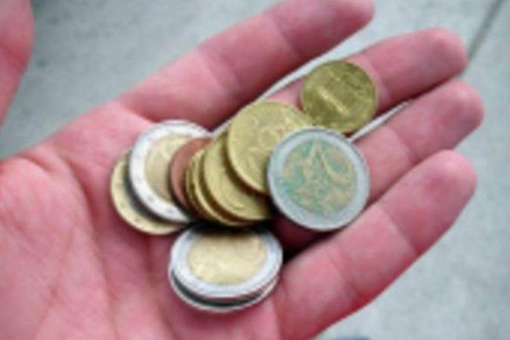Πλήρωσε 200 ευρώ πρόστιμο σε κέρματα! Δύο ώρες μετρούσαν οι υπάλληλοι!