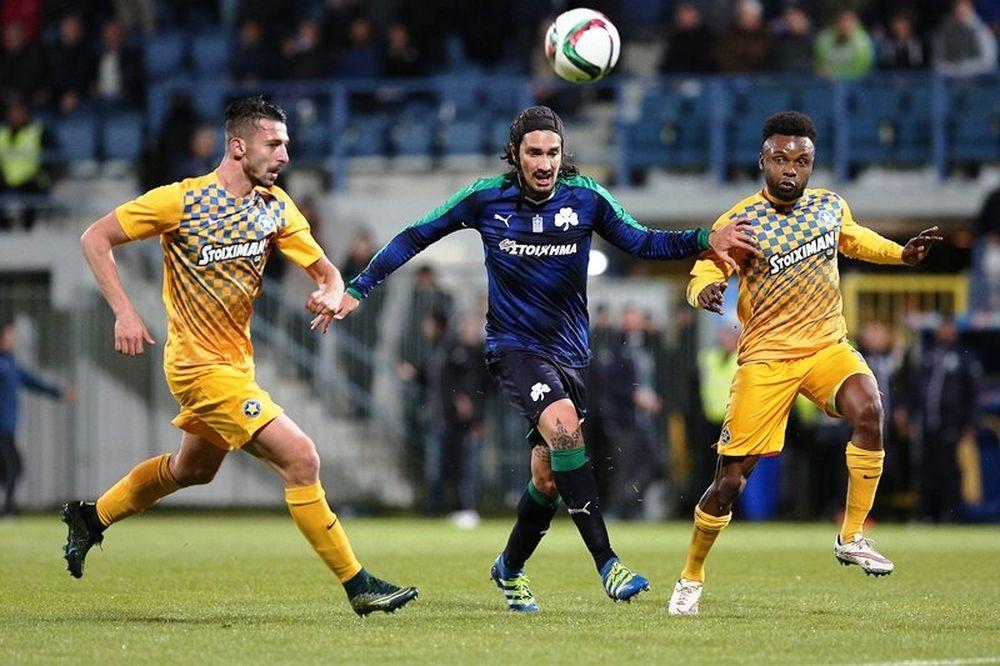 Αστέρας Τρίπολης – Παναθηναϊκός 0-0: Τα επίσημα highlights (video)