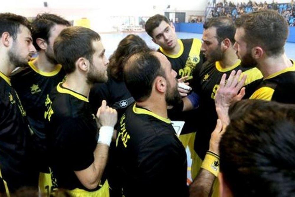 Ένταση με τους οπαδούς της ΑΕΚ στη Θεσσαλονίκη!