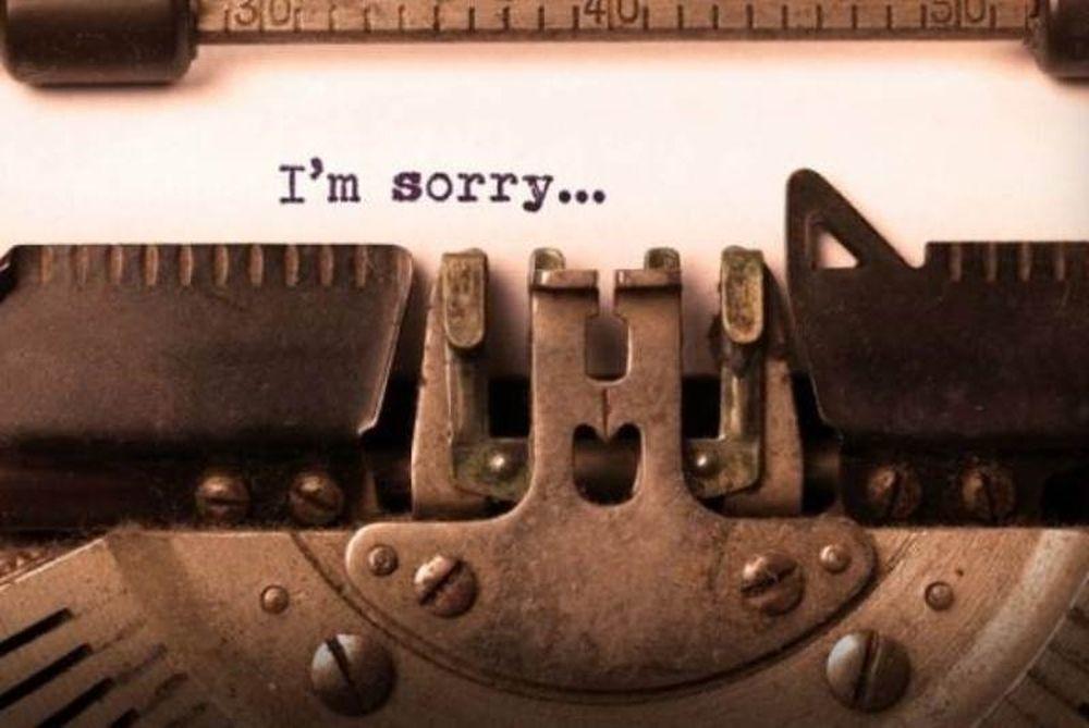 Τα έξι χαρακτηριστικά της συγγνώμης για να είναι... αποτελεσματική