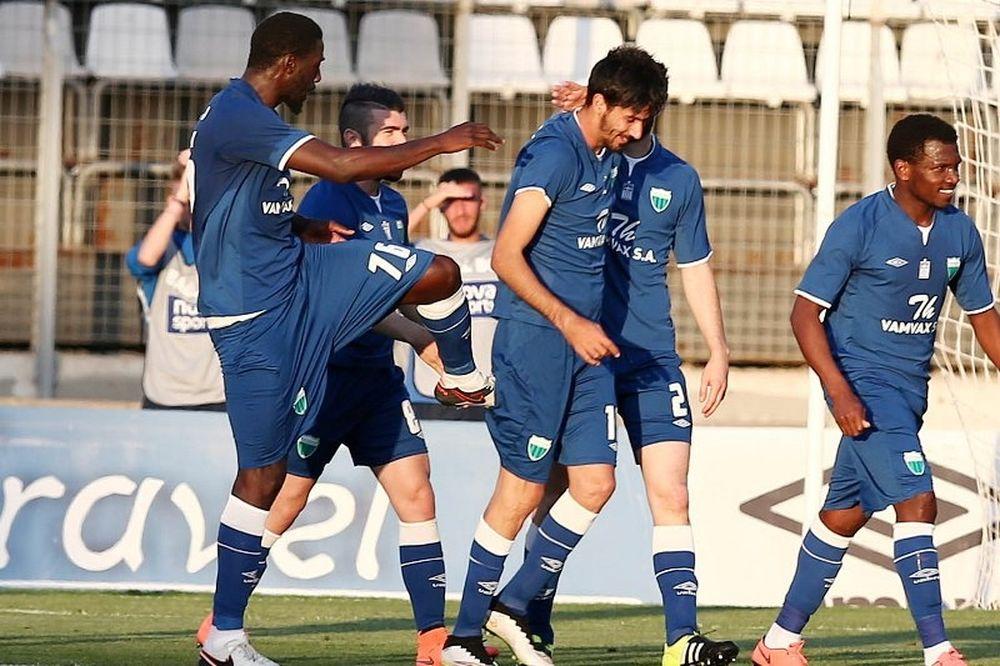 Λεβαδειακός - ΑΕΚ 3-0: Τα γκολ του αγώνα (video)