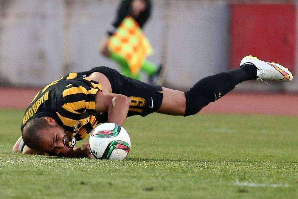 Λεβαδειακός - ΑΕΚ 3-0: Τα highlights της αναμέτρησης (video)