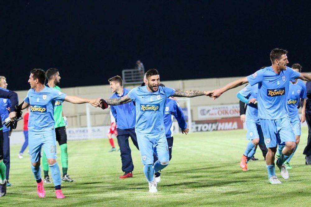 Ξάνθη - ΠΑΣ Γιάννινα 0-1: Το γκολ του αγώνα (video)