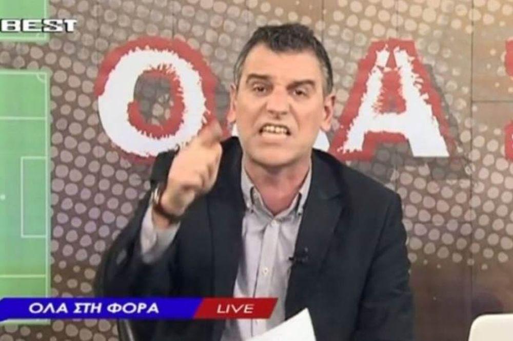 Γεωργούντζος: «Δεν πέθανα γατάκια, είμαι εδώ»! (video)