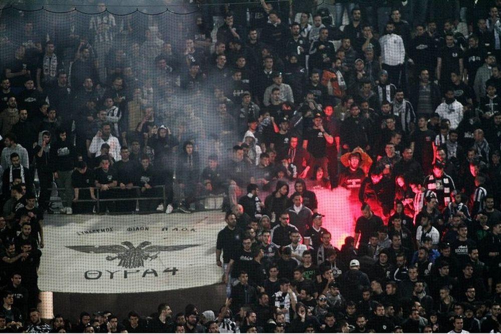 ΠΑΟΚ: Οπαδοί ξεκίνησαν τον εορτασμό στην Αθήνα (photo)