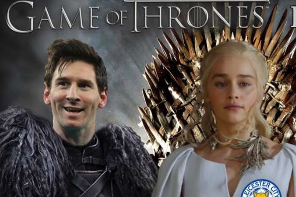 Το Game of Thrones σε… ποδοσφαιρική έκδοση! (photos)