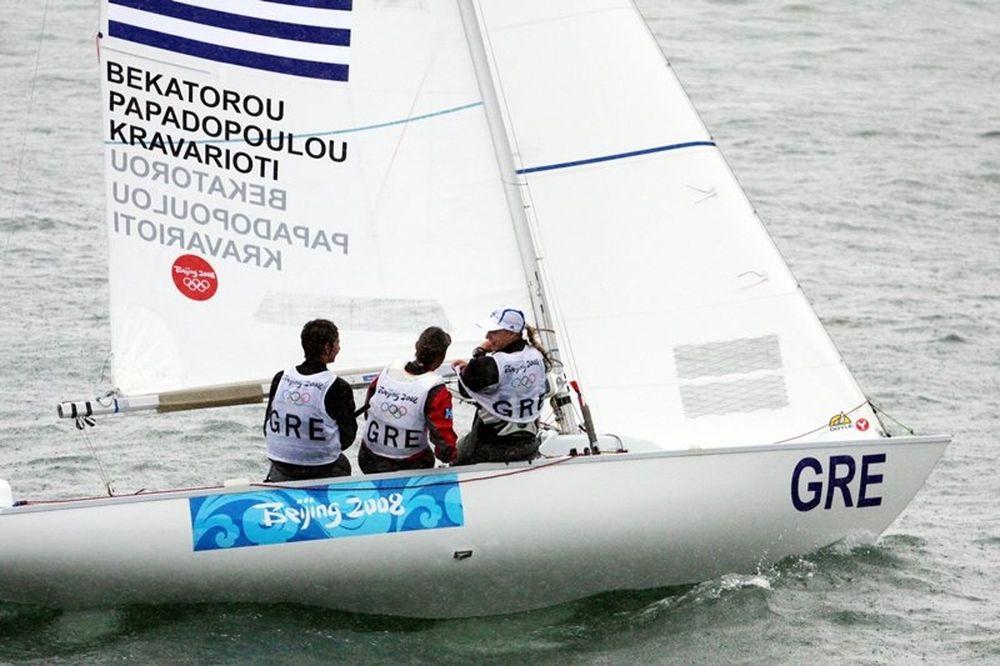Ιστιοπλοΐα: Η ελληνική εκπροσώπηση