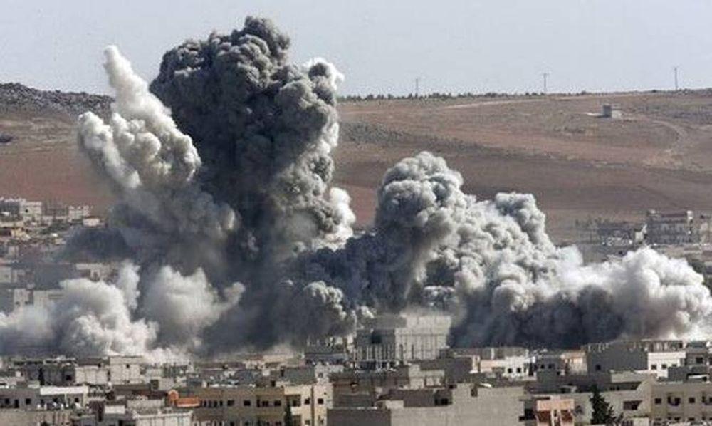 Συρία: Τουλάχιστον 20 αεροπορικές επιδρομές έγιναν σήμερα (30/4) στο Χαλέπι