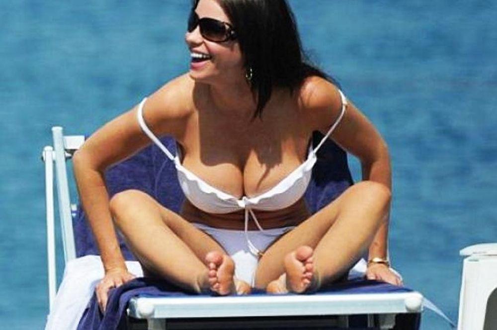 Η Σοφία Βεργκάρα ολόγυμνη! (photos)