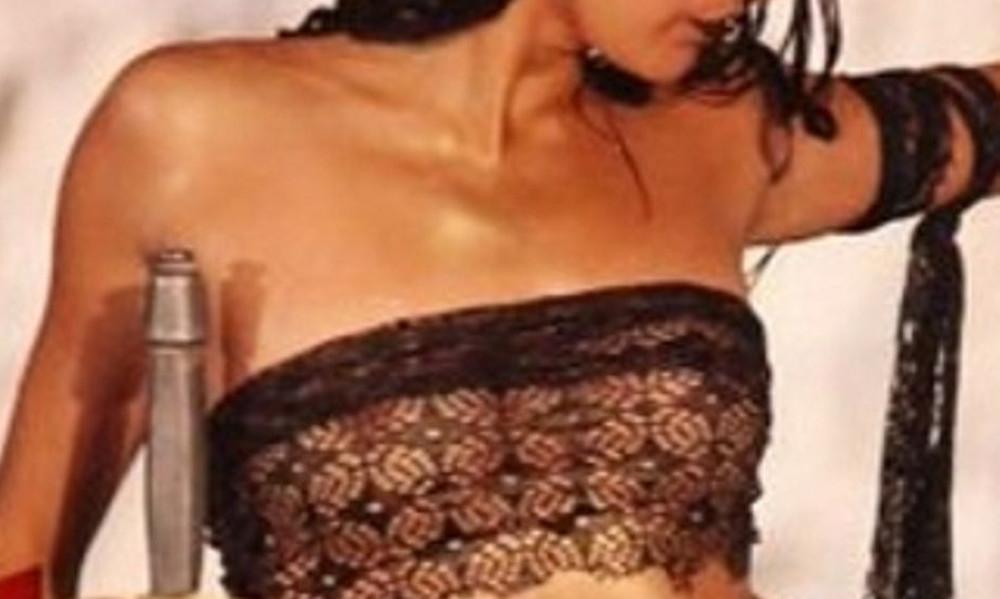 Χαμός με τη γυμνή ηθοποιό από το «Κάτω Παρτάλι»! (photos)