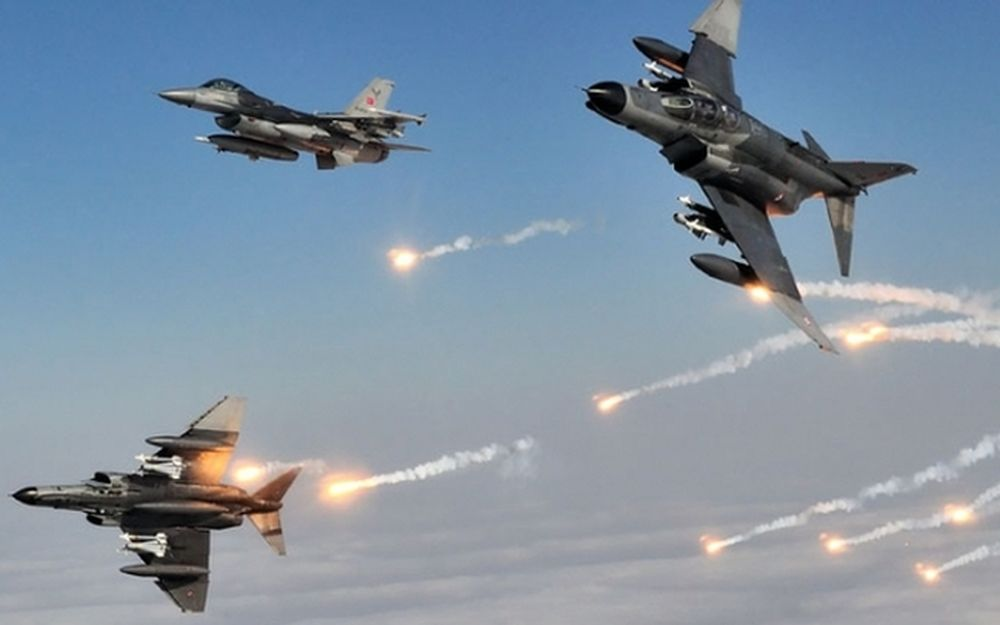 ΝΤΟΚΟΥΜΕΝΤΟ! Τούρκοι επιχείρησαν να ρίξουν Ελληνικό F-16 (vid)