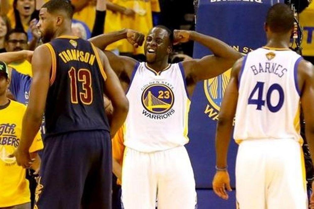 NBA: Οι πολεμιστές διέλυσαν τους ιππότες! (video)
