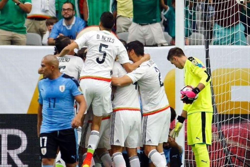 Copa America: Το Μεξικό διέλυσε την Ουρουγουάη! (video)
