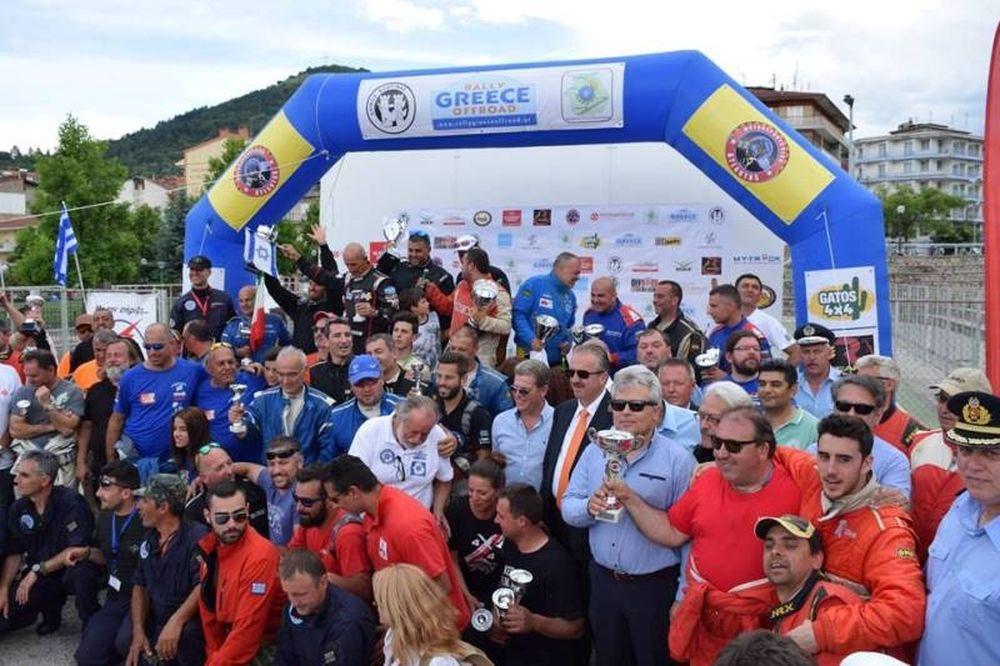 Απόλυτη επιτυχία για το Rally Greece Offroad στην Φλώρινα (photos)