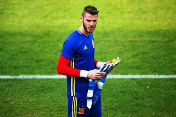 Euro 2016: Μένει κανονικά ο Ντε Χέα