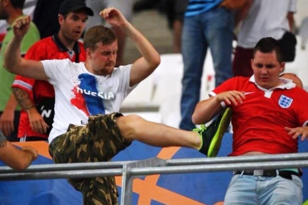 Euro 2016; Πρόστιμο στη Ρωσία από την UEFA