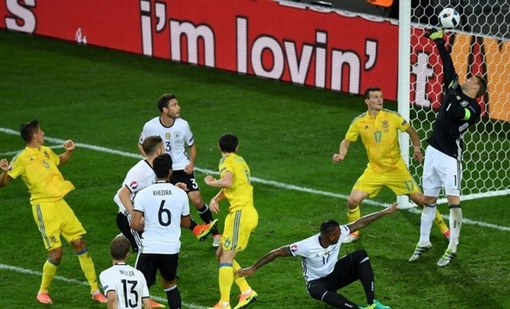 Euro 2016: Τι έσωσες ρε Μπόατενγκ! (video)