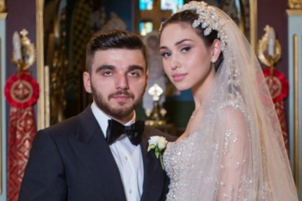 Ο γάμος της χρονιάς για τον γιό του Σαββίδη! (photos)