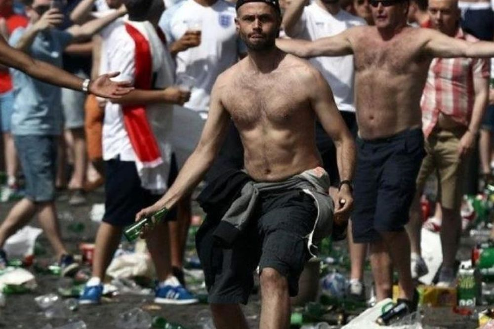 Euro 2016: Σε δίκη δέκα χούλιγκαν για τα έκτροπα στη Μασσαλία!