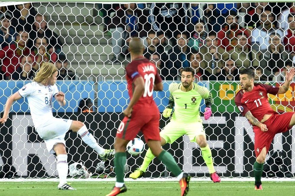 Πορτογαλία - Ισλανδία 1-1: Τραγικοί... ήρωες