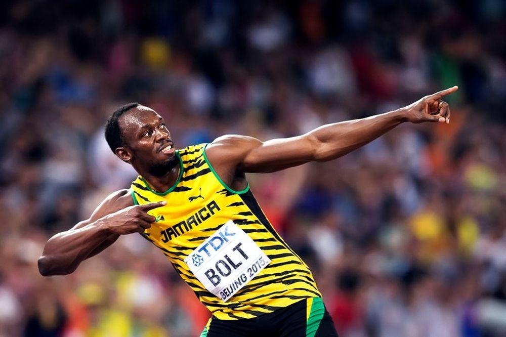 Ο Μπολτ θα τρέξει 200μ στις 22 Ιουλίου στο Diamond League του Λονδίνου