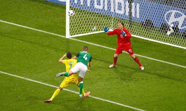 Ουκρανία - Βόρεια Ιρλανδία 0-2: Τους έστειλαν σπίτι τους (videos)