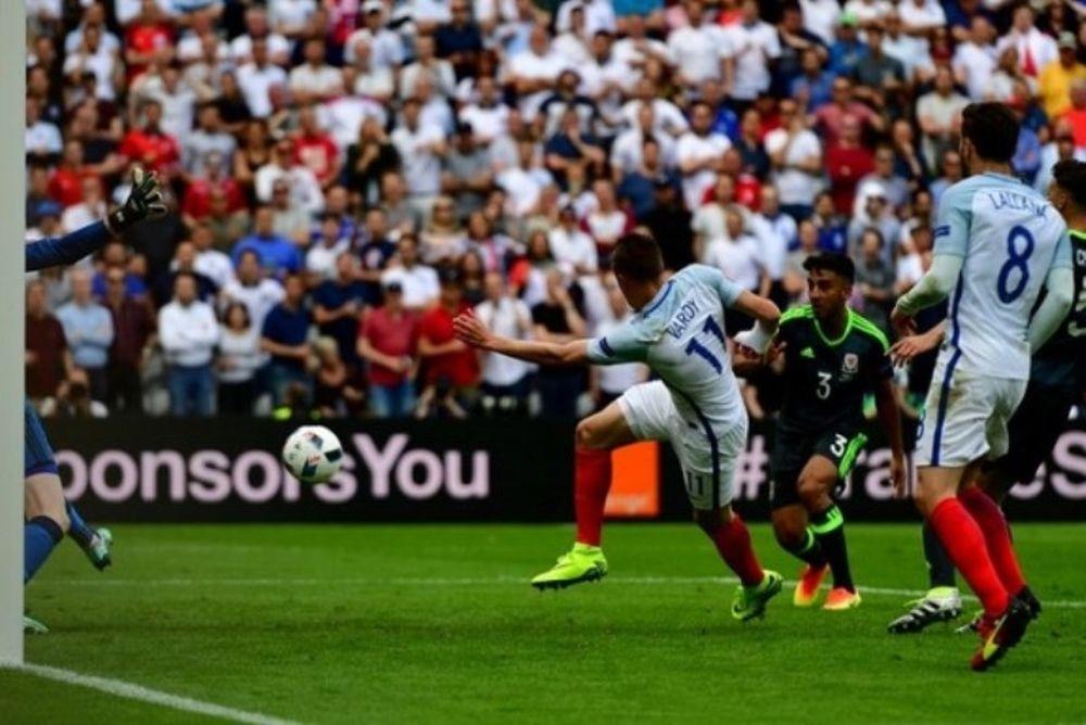 Euro 2016: Η ισοφάριση από τον Βάρντι (video)