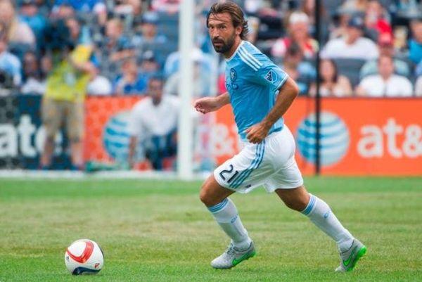 Το παρθενικό γκολ του Πίρλο στο MLS! (video)