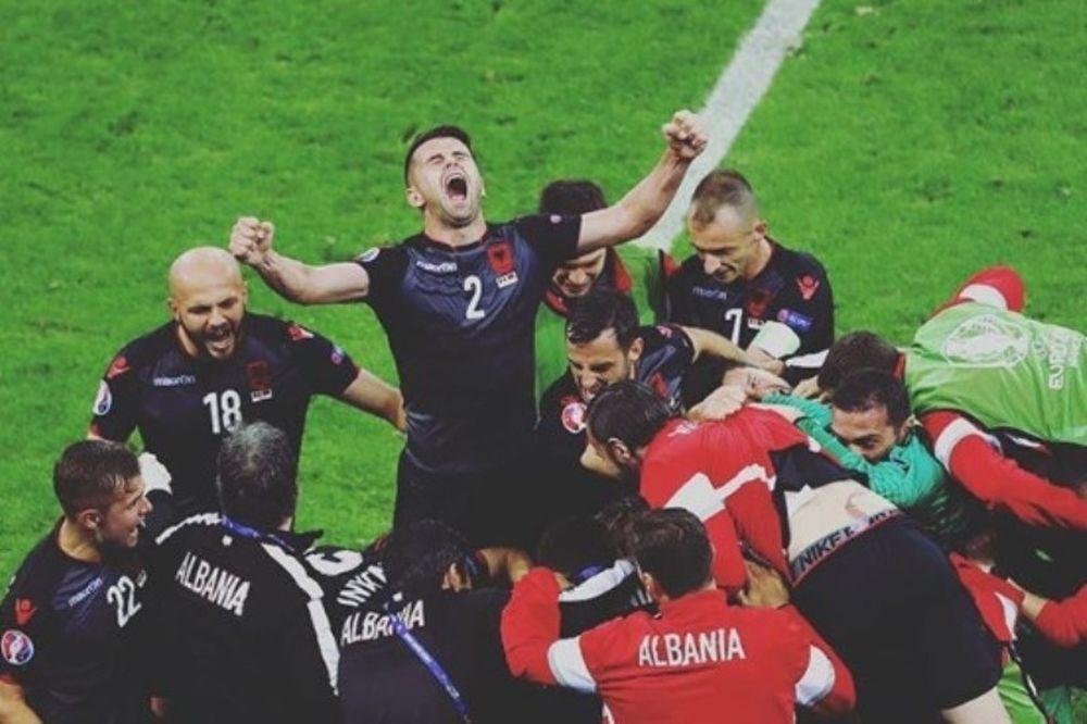 Euro 2016: Ρουμανία - Αλβανία 0-1: Ιστορική νίκη και… ελπίζει (photos)