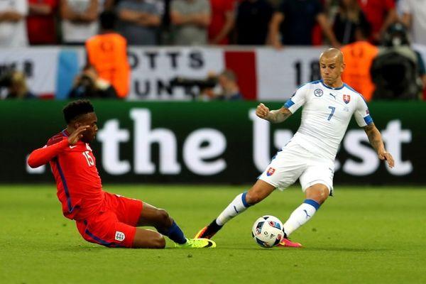 Euro 2016: Σλοβακία - Αγγλία 0-0: Δεν μπόρεσε απέναντι στο «ταμπούρι»