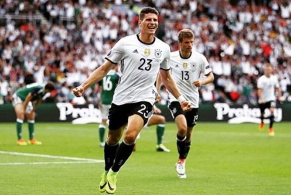 Euro 2016: Β. Ιρλανδία - Γερμανία 0-1: Προβληματική… πρόκριση (photos)