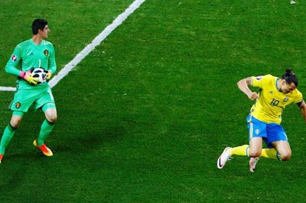 Euro 2016: Σουηδία – Βέλγιο 0-1: Αντίο με ήττα για Ιμπραΐμοβιτς