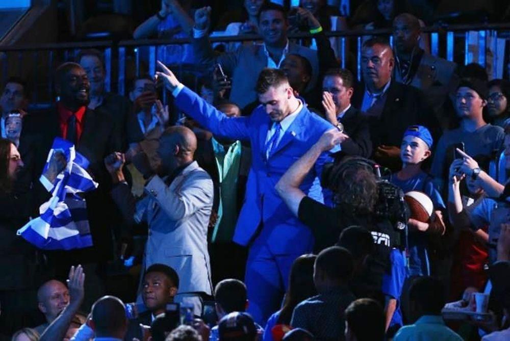 NBA: «Ανατρίχιασα μόλις είπε Γιώργος Παπαγιάννης»