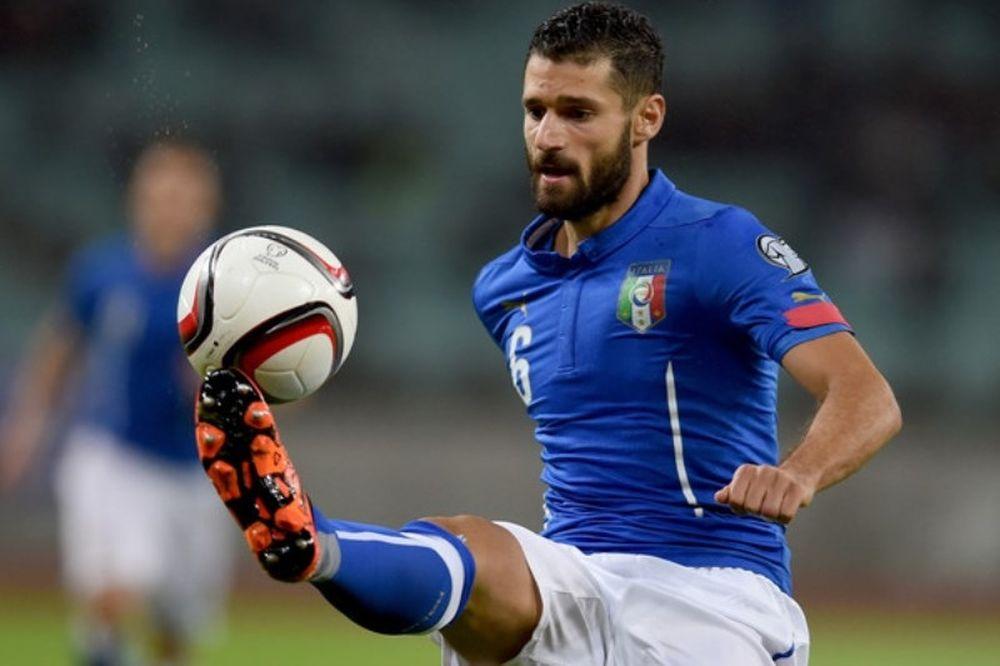Euro 2016: Πρόβλημα με Καντρέβα στην Ιταλία