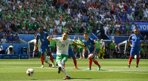 Euro 2016: Το γκολ της Ιρλανδίας (vid)