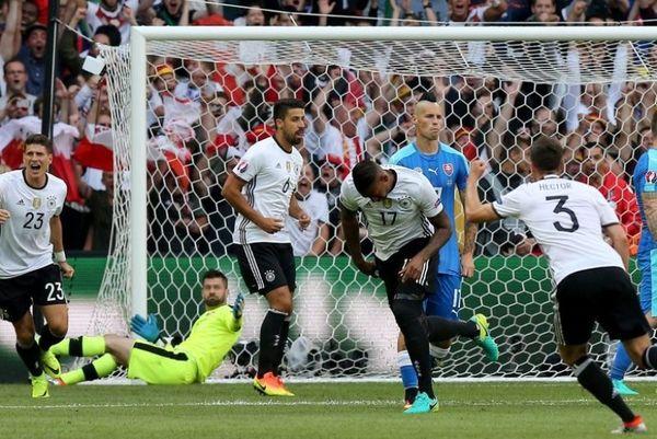 Euro 2016: Γερμανία - Σλοβακία 3-0: Απαντήσεις με… τριάρα (photos)