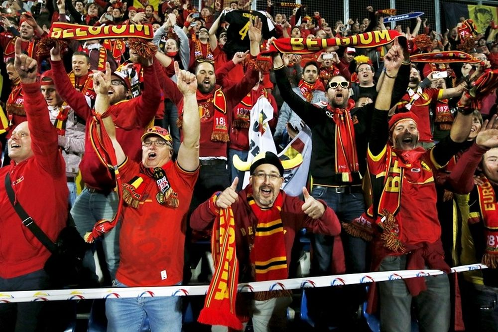 Euro 2016: Βέλγος φίλαθλος πέθανε μετά τον αγώνα με την Ουγγαρία