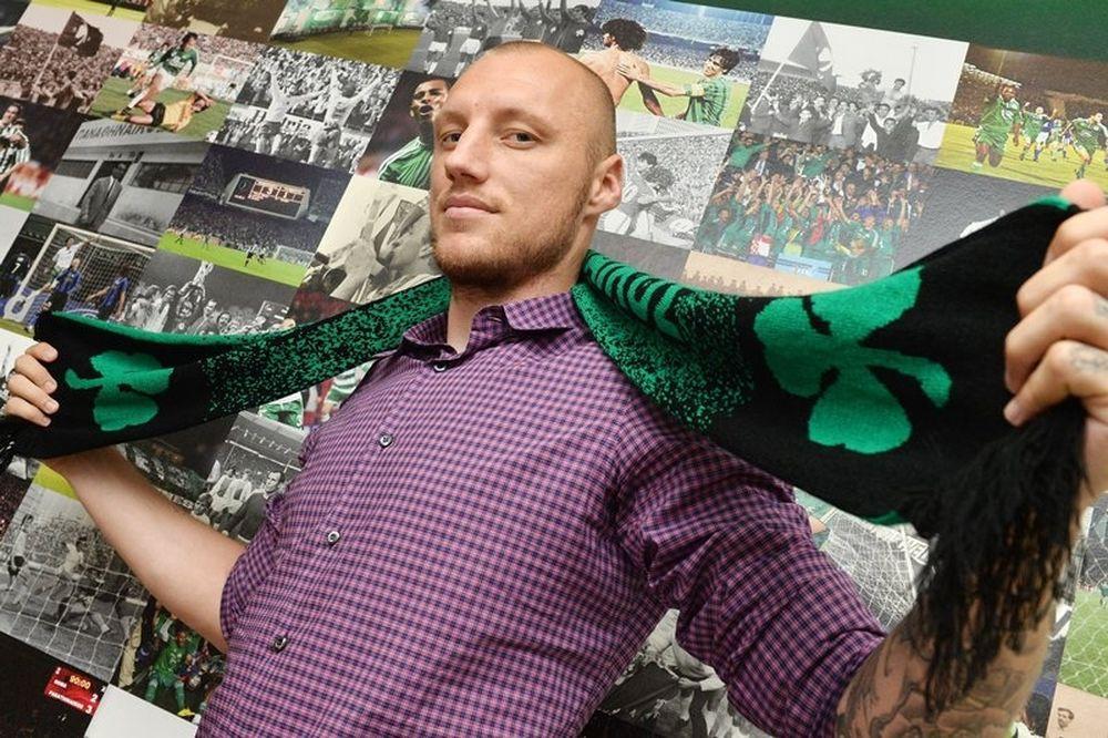 «Πράσινος» για τρία χρόνια ο Ιβάνοφ! (photos)