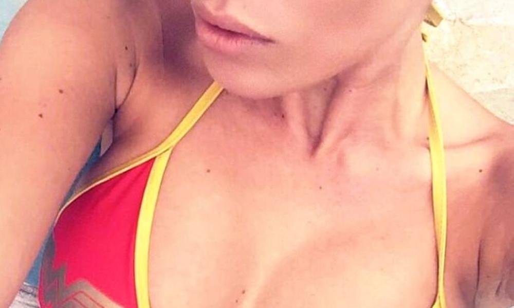 Το καυτό Instagram της Μικαέλας! (photos)