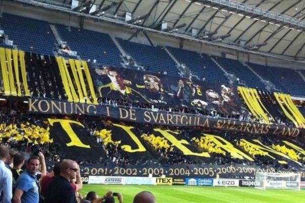 Γεμίζουν το γήπεδο οι οπαδοί της ΑΪΚ! (photo)