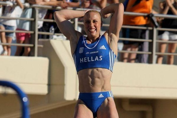 Ολυμπιακοί Αγώνες: Πάει Ρίο η Κυριακοπούλου!
