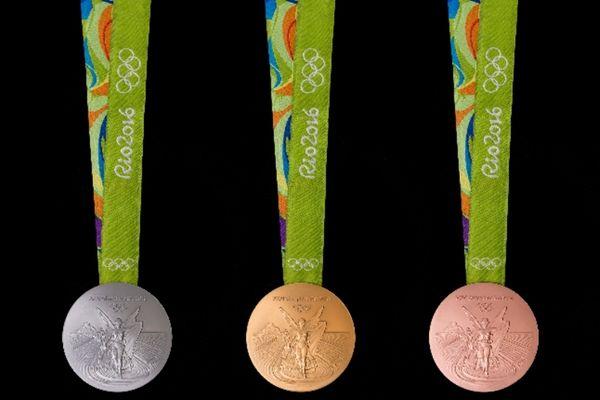 Ολυμπιακοί Αγώνες του Ρίο 2016: Ο πίνακας των μεταλλίων