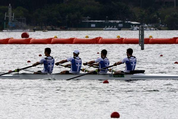 Ολυμπιακοί Αγώνες: Στην 8η θέση η τετράκωπος