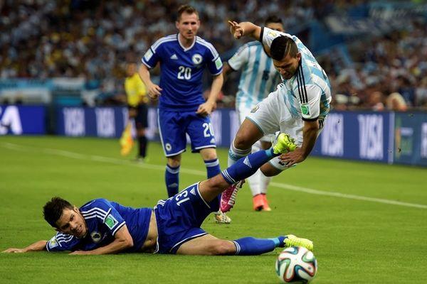 Πλήγμα με Αγκουέρο για την Αργεντινή