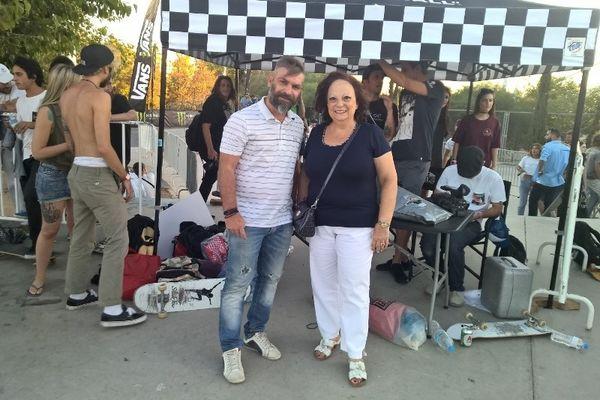 Το Skate Park του Δήμου Αμαρουσίου φιλοξένησε το μεγαλύτερο πανευρωπαϊκό street skate contest