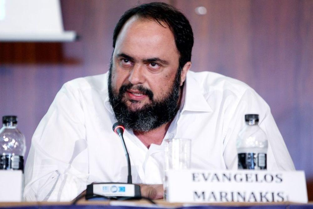Μαρινάκης: «Εκτελούν συμβόλαιο σε βάρος μου»