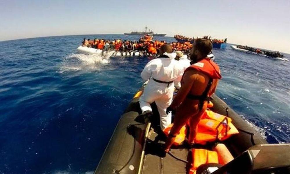 Διάσωση 177 μεταναστών στην Ισπανία