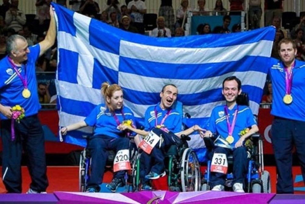 Στην Ελλάδα οι άνθρωποι στο καρότσι, έχουν… Ολυμπιακούς Αγώνες κάθε μέρα!